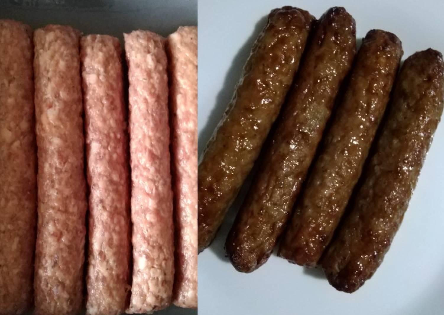 Чевапчичи - вкусные балканские мясные колбаски. экопарк  z