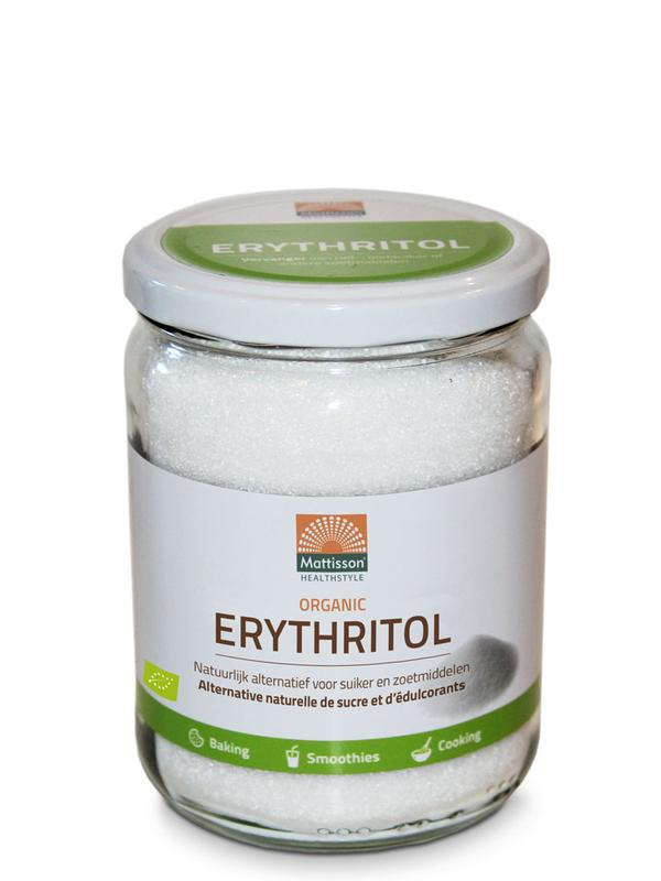 Эритрит: калорийность и состав подсластителя, польза и вред для организма