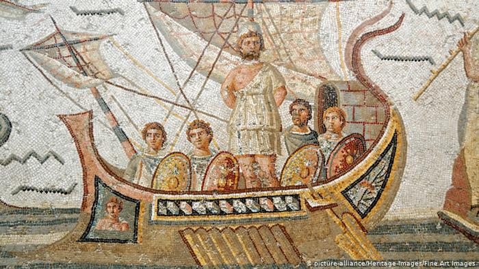 Одиссей — википедия