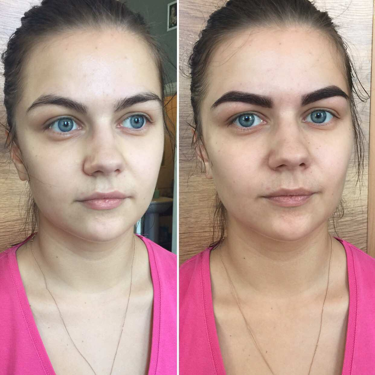 Биотатуаж бровей хной: что это такое, сколько держится, фото до и после - luv.ru