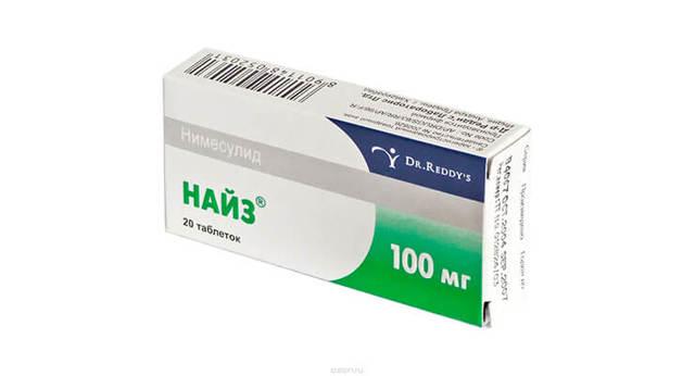 Таблетки найз – от чего помогает? таблетки найз – показания к применению, противопоказания, состав