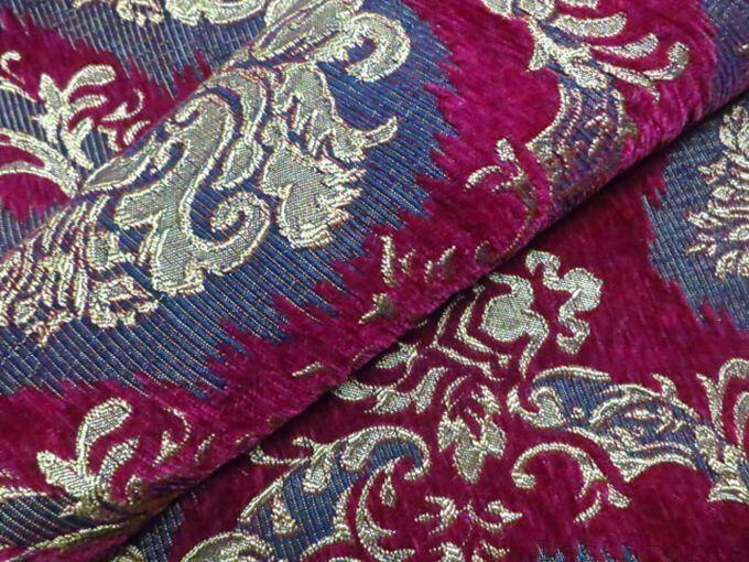 Жаккардовая ткань: состав, свойства и особенности ухода
