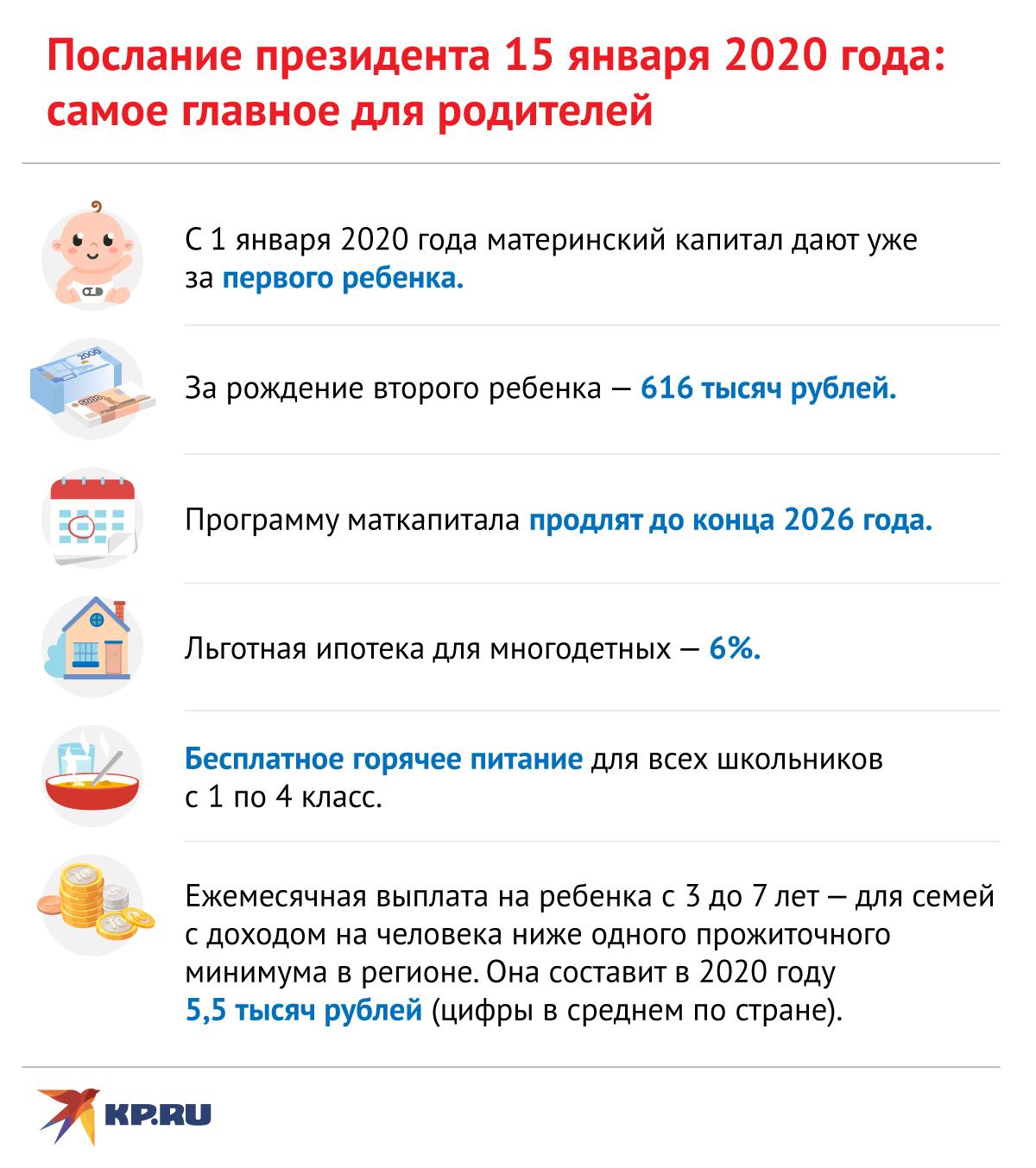 Материнский капитал в 2020 году: размер, как получить