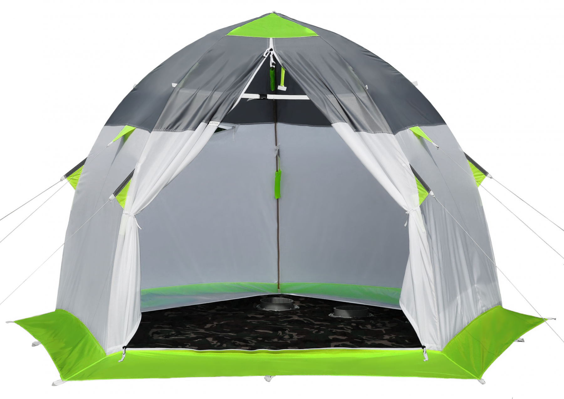 11 отличных палаток на все случаи жизни
