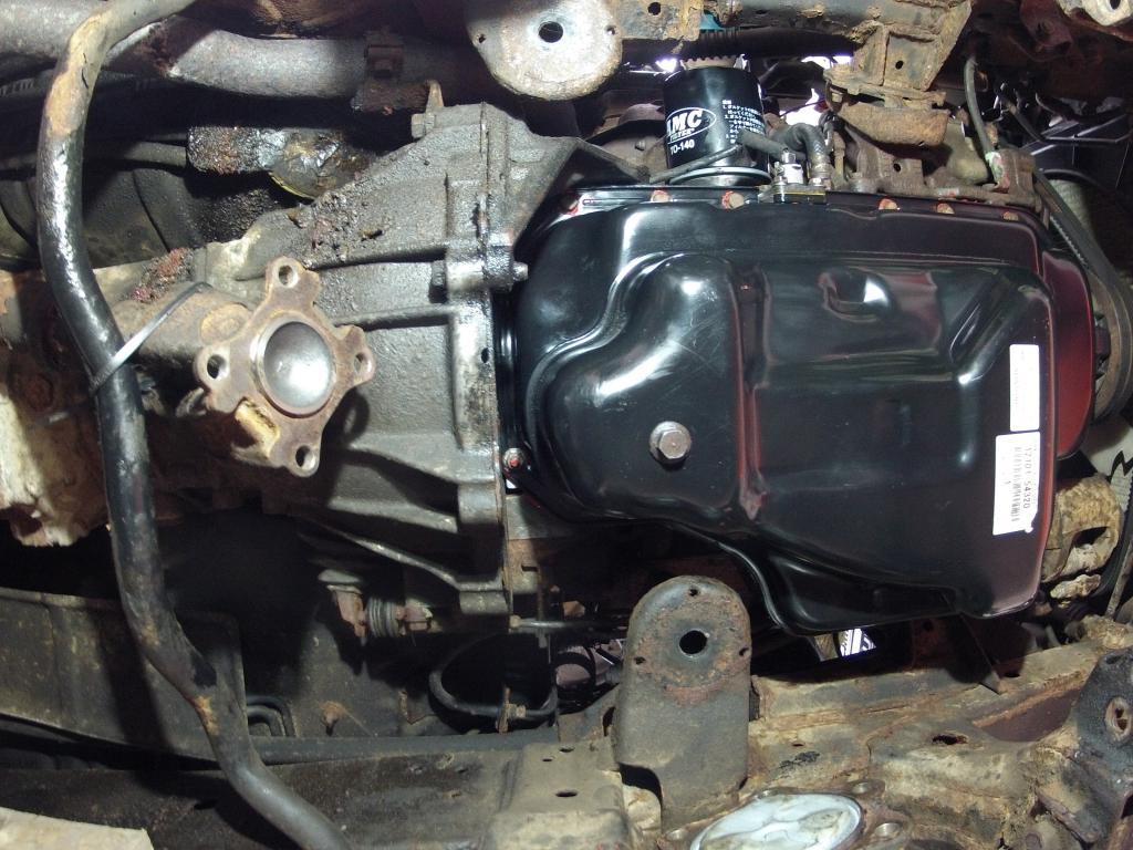 Что такое картер двигателя, в автомобиле? | автоблог
