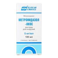 Метронидазол таблетки от чего они