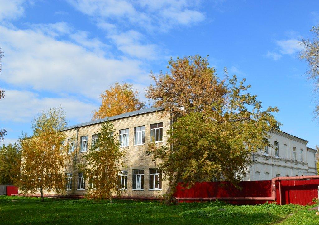 Школа-интернат — википедия с видео // wiki 2