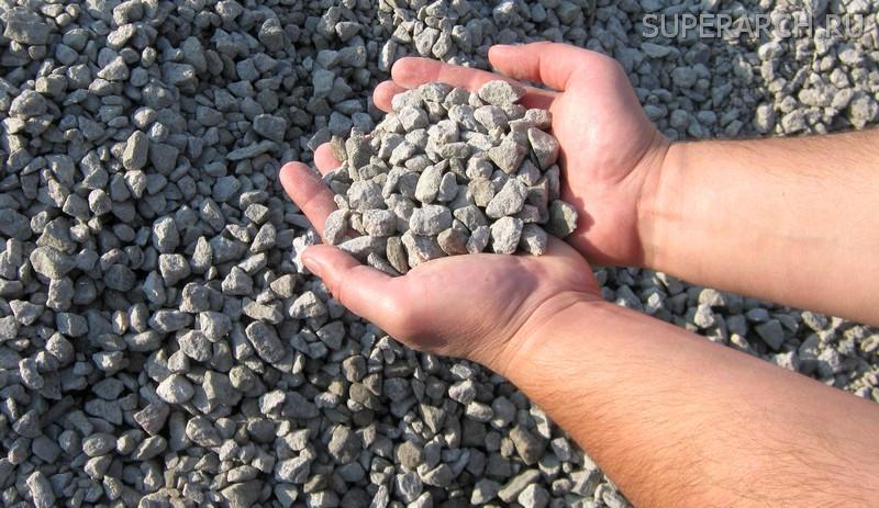 Что такое гравий: виды, свойства и применение гравия