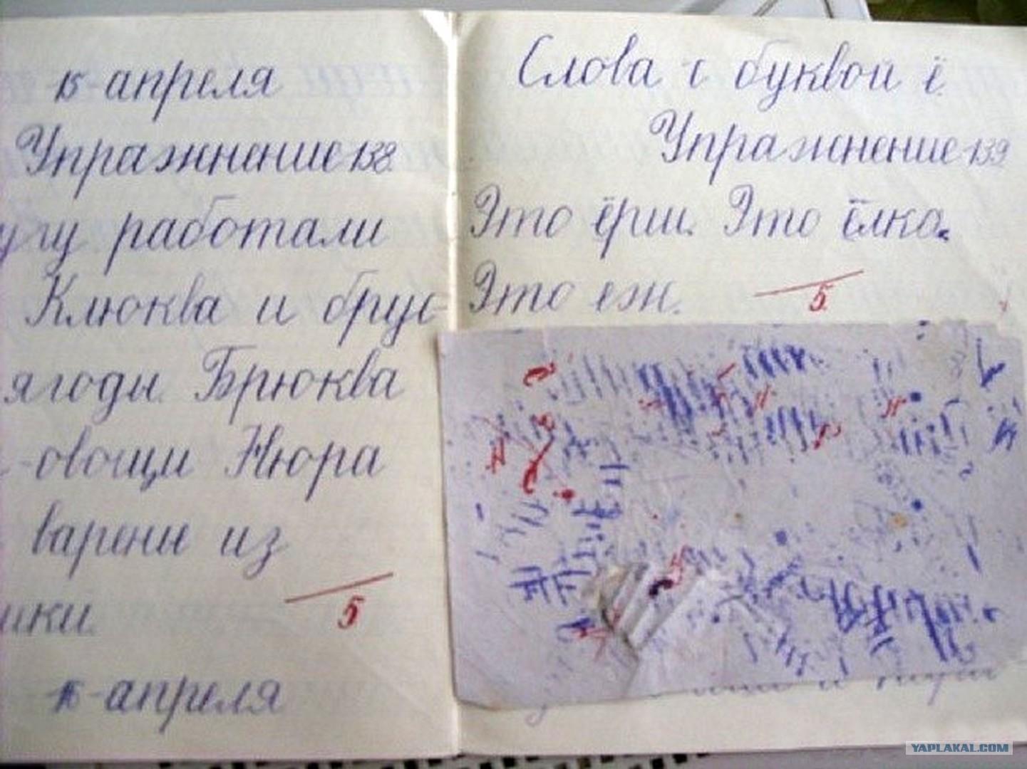 Промокашка википедия