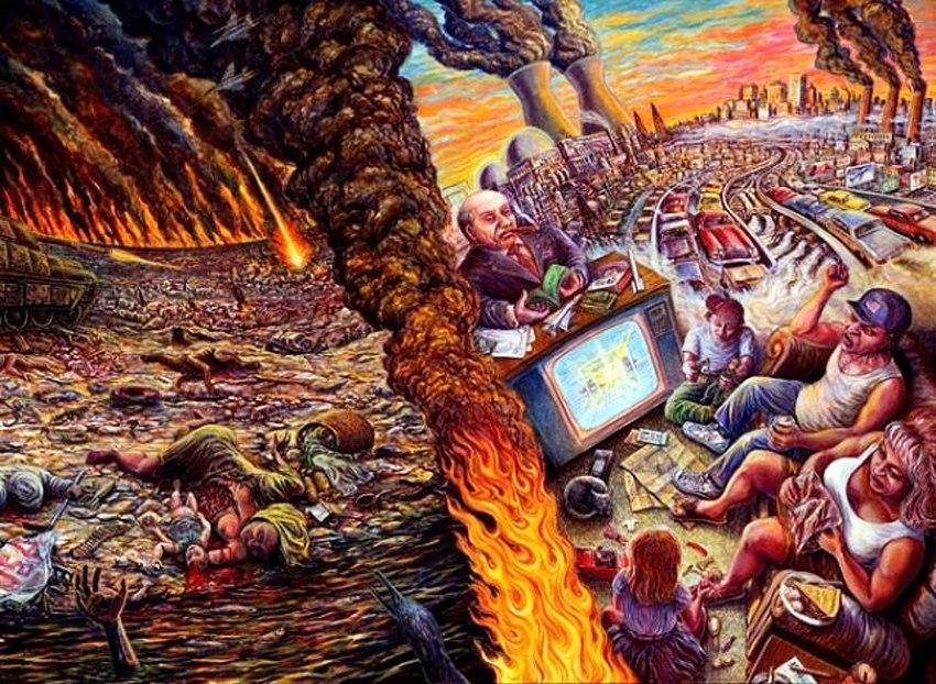 Угланов в.ю. | 2012 - конец кали-юги. предсказания ра. -