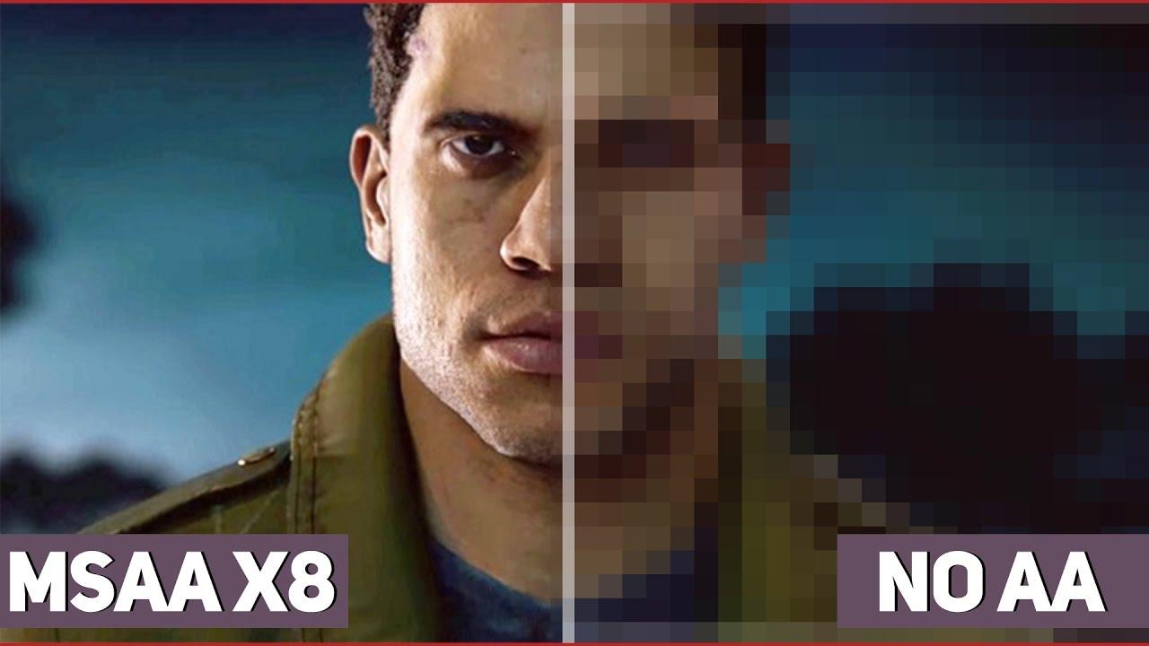 Сглаживание в играх: как разработчики делают картинку приятнее и какой тип сглаживания выбрать?