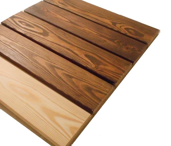 Где применяют планкен из лиственницы и чем хорош данный материал