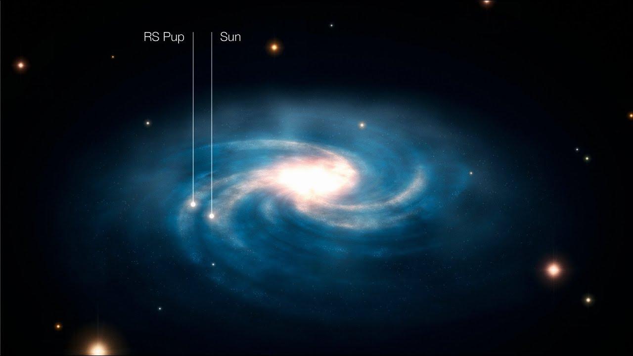 Переменные звезды: цефеиды, сверхновые и пульсары