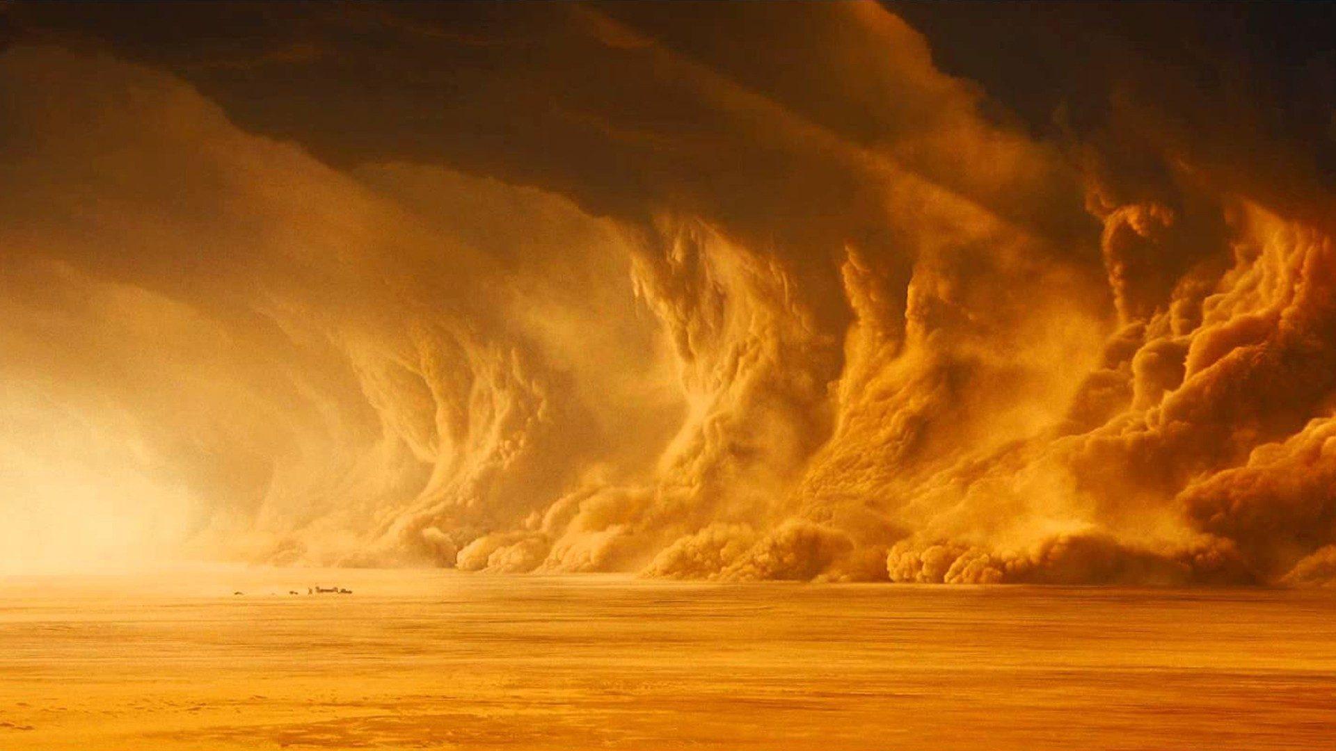 Предвестники бури