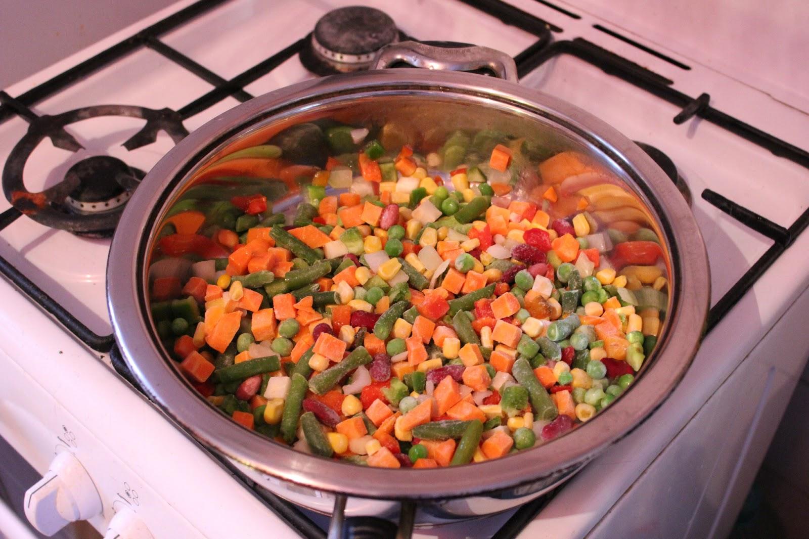 Морская паэлья – кулинарный рецепт