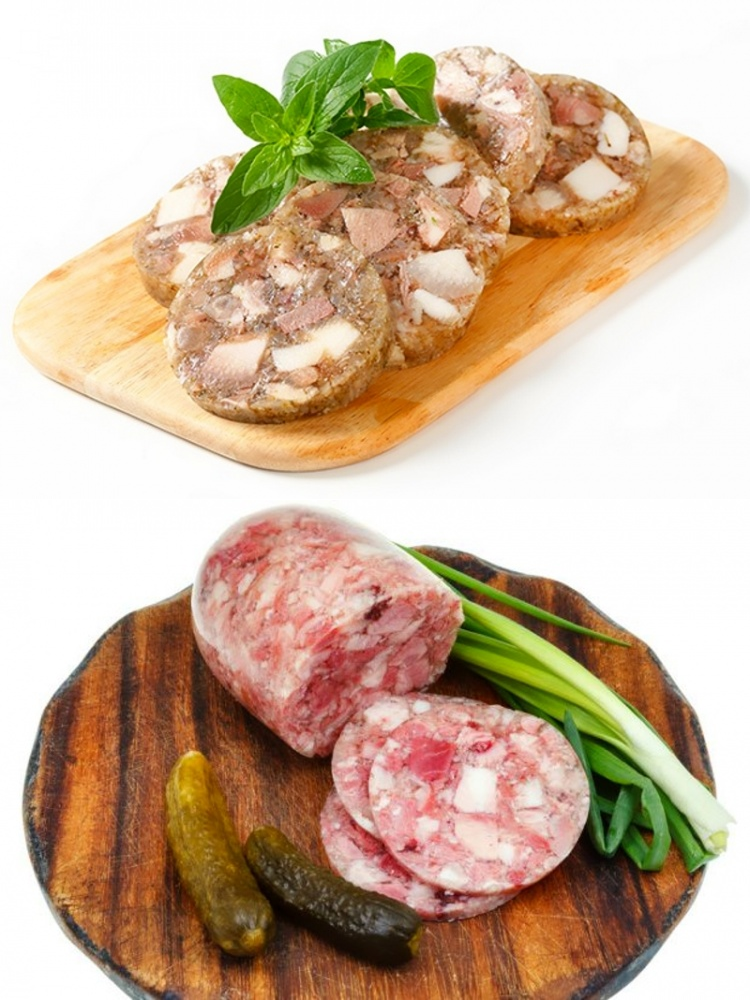 Домашний зельц- пошаговые рецепты приготовления