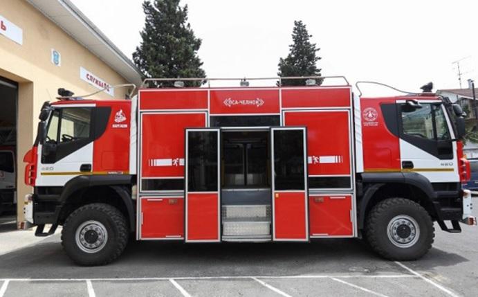 Американские пожарные машины: популярные марки