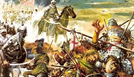 Реконкиста! они уйдут навсегда!. краткая история средних веков: эпоха, государства, сражения, люди