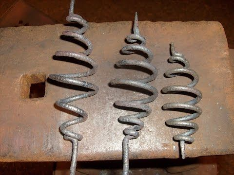 Ковка металла: технология горячей и холодной ковки