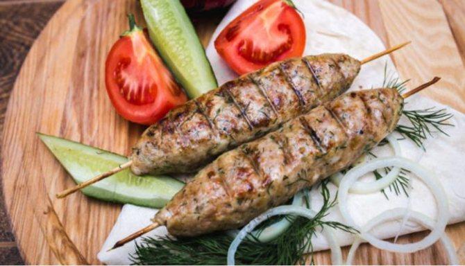 Самое вкусное блюдо из мяса: люля-кебаб. рецепты различных вариантов
