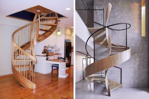 Как разметить тетиву деревянной лестницы - всё о лестницах