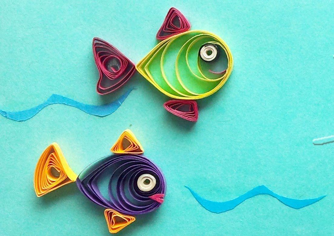 100 лучших идей: квиллинг (декор из бумаги) схемы и мастер классы
