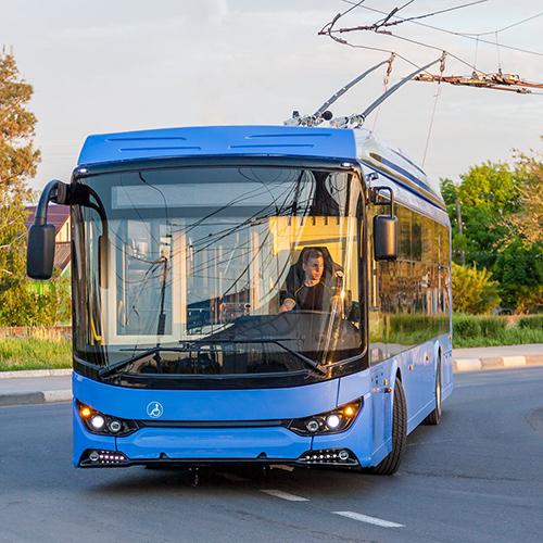 Прощай, троллейбус, самый дорогой (как оказалось) вид транспорта— журнал зарулем