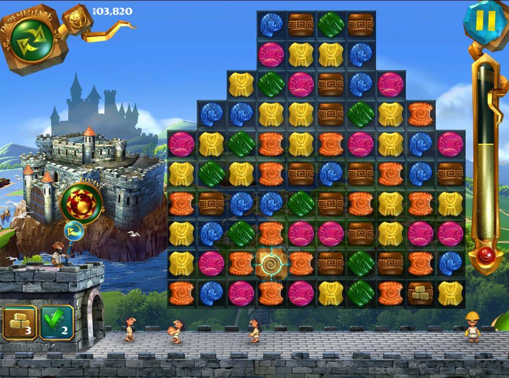 Казуальные игры. игры от компании alawar | world-x