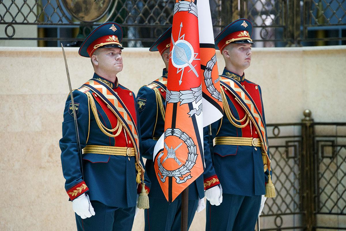 Традиции и воинские ритуалы в вооруженных силах российской федерации