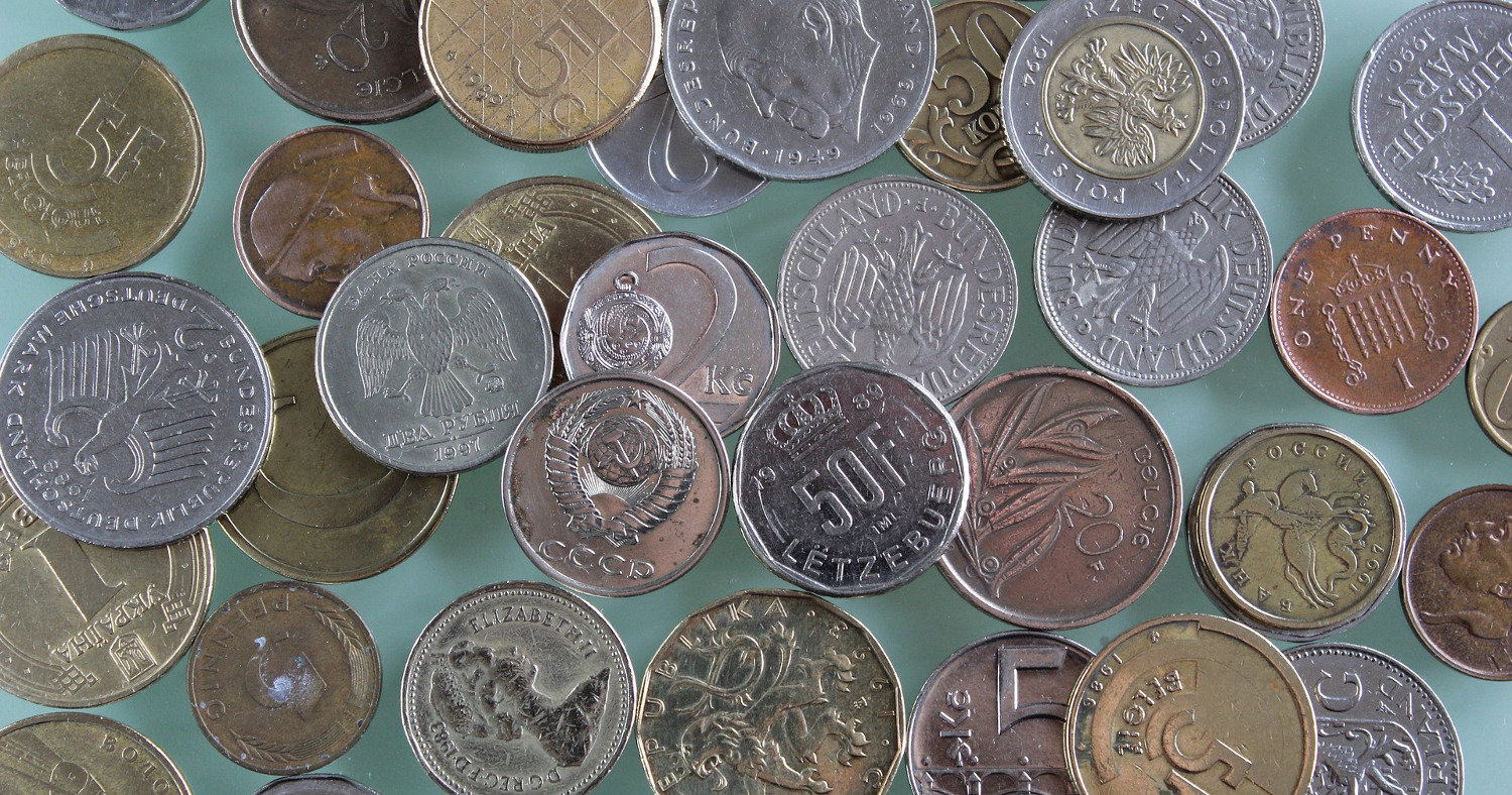 Нумизматика изучает историю и происхождение монет