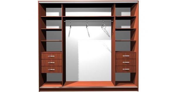 Как выбрать шкаф купе в спальню