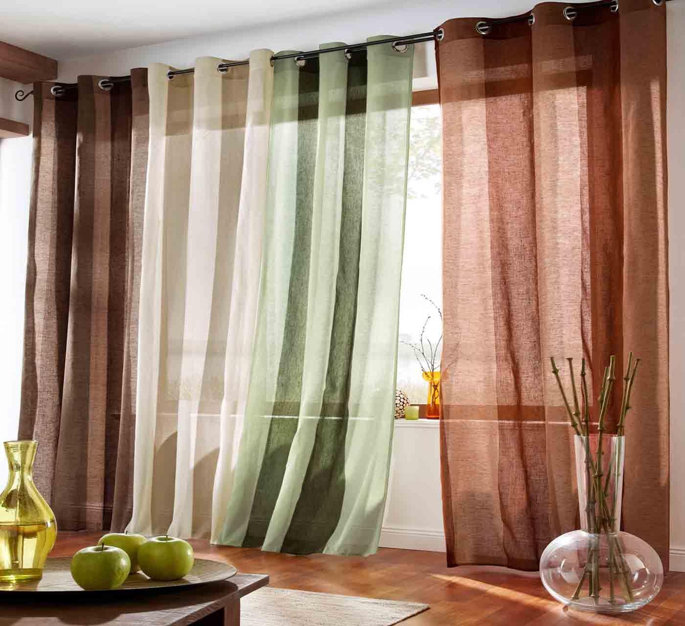 Гардины, шторы, тюль, портьеры: в чем разница между ними?