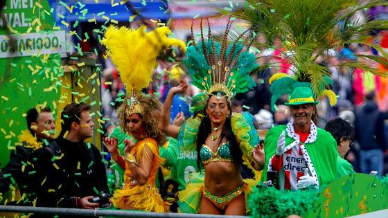 Карнавал что это? значение слова карнавал