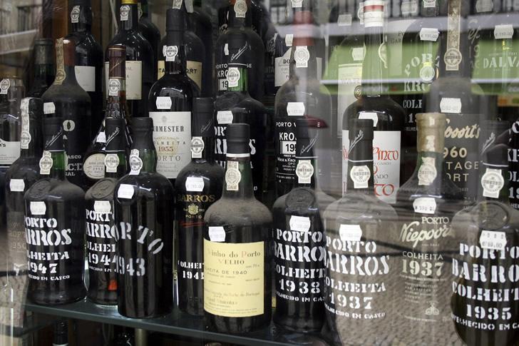 Что такое портвейн португальский и как его правильно пить?   bezprivychek.ru