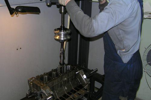 Хонингование цилиндров:что это такое?