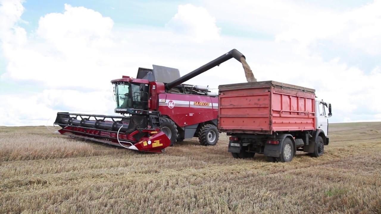 Комбайны зерноуборочные - каталог сельхозтехники - агробаза