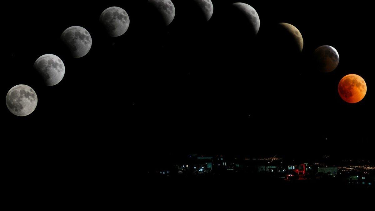 Какая фаза луны завтра
