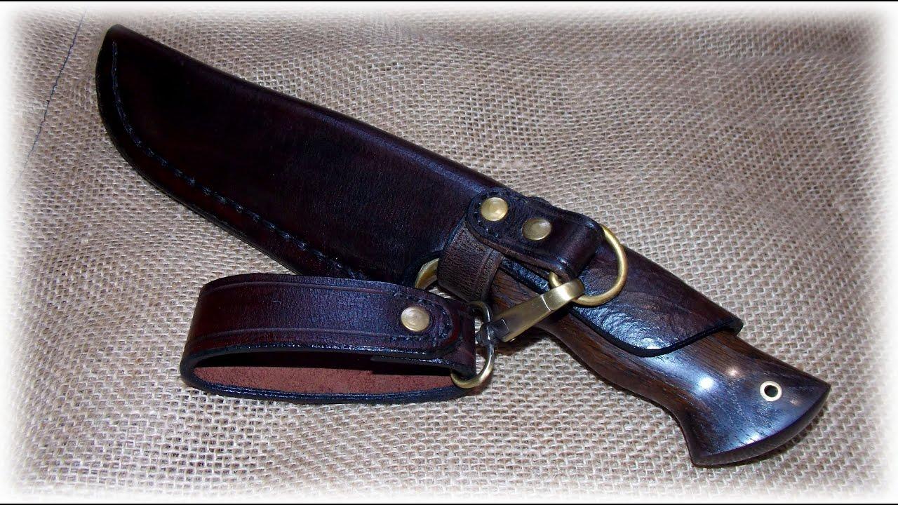Ножны и их варианты изготовления своими руками: как сделать из кожи, дерева, скрутку, чехол для начинающих