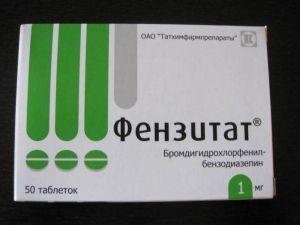 Феназепам: инструкция, состав, показания, действие, отзывы и цены