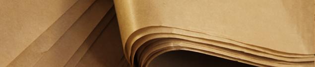 Крафт-бумага что это такое? применение и свойства