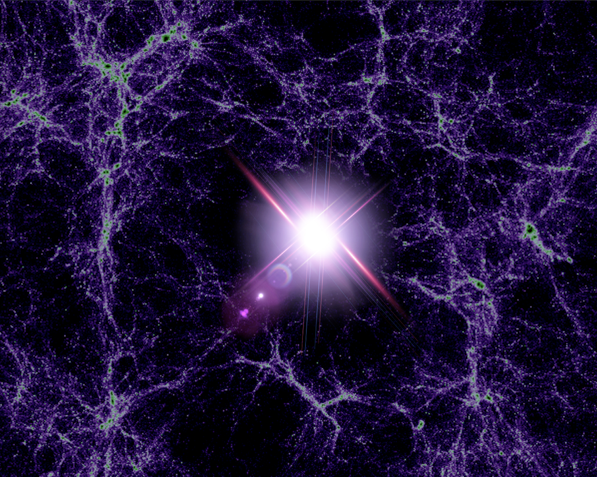Что такое темная энергия? | живой космос