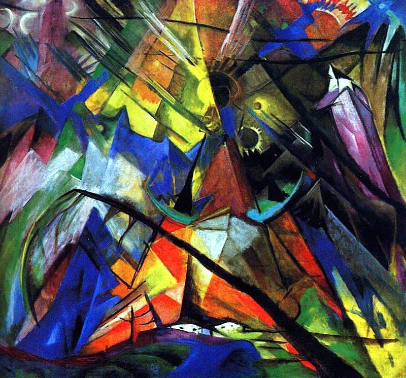 Экспрессионизм в живописи: что это такое кратко и понятно, немецкие или русские представители направления и примеры их картин