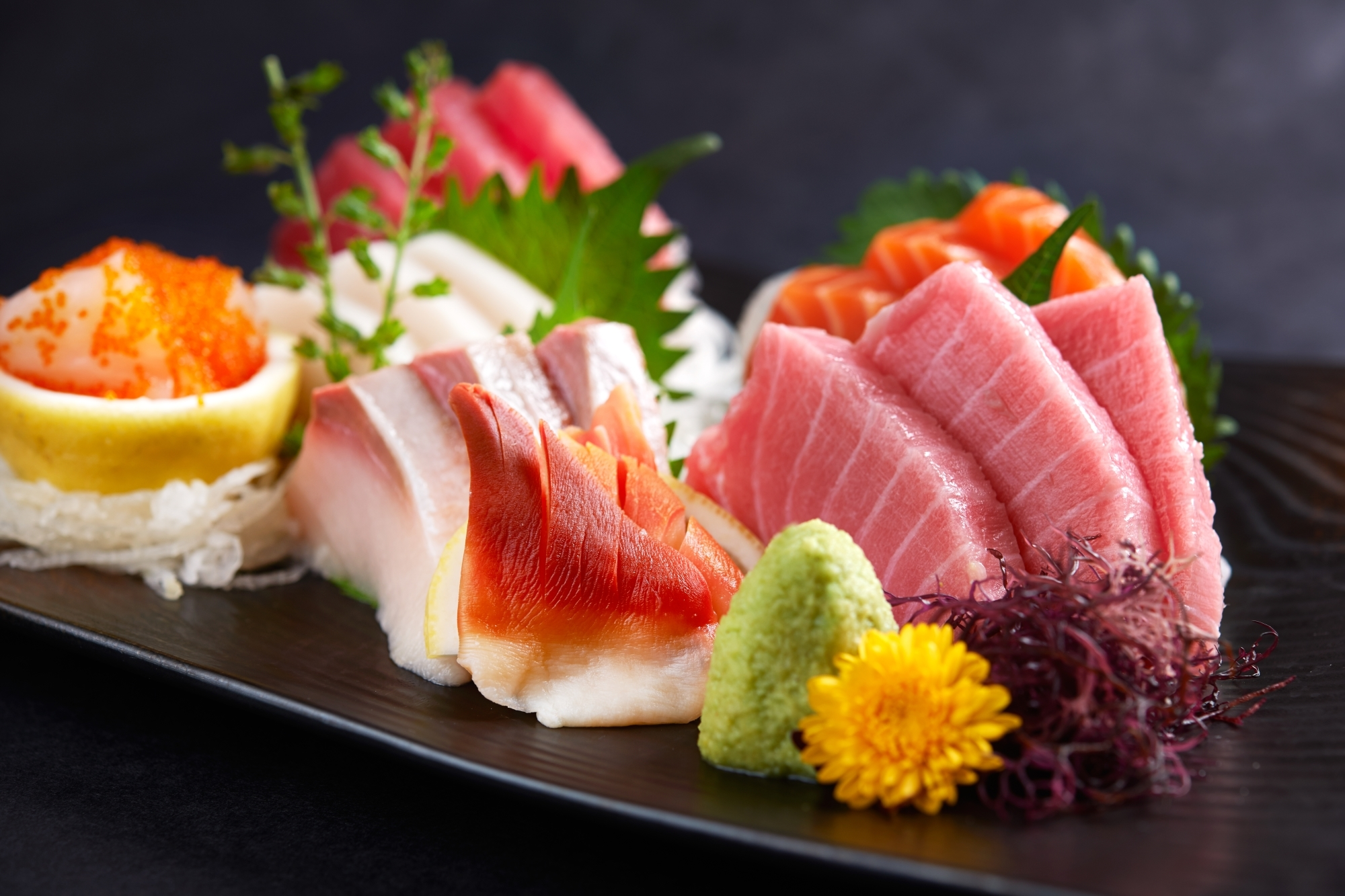 Что такое сашими? - вкусняха