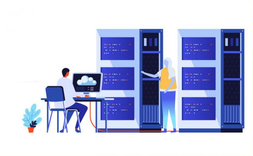 Понятие хостинга и для чего он нужен сайту, его главные отличия от сервера и домена