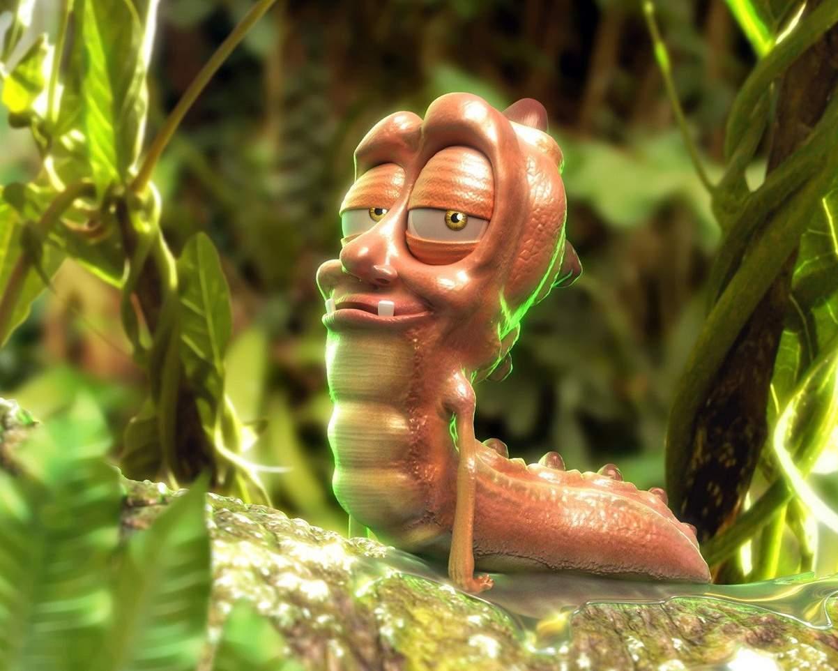 Дождевой червь: описание, среда обитания, чем питается