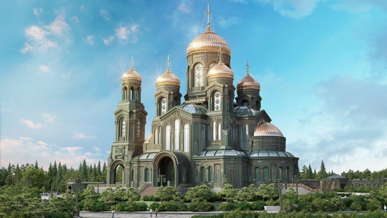 Устройство православного христианского храма: описание, картинки
