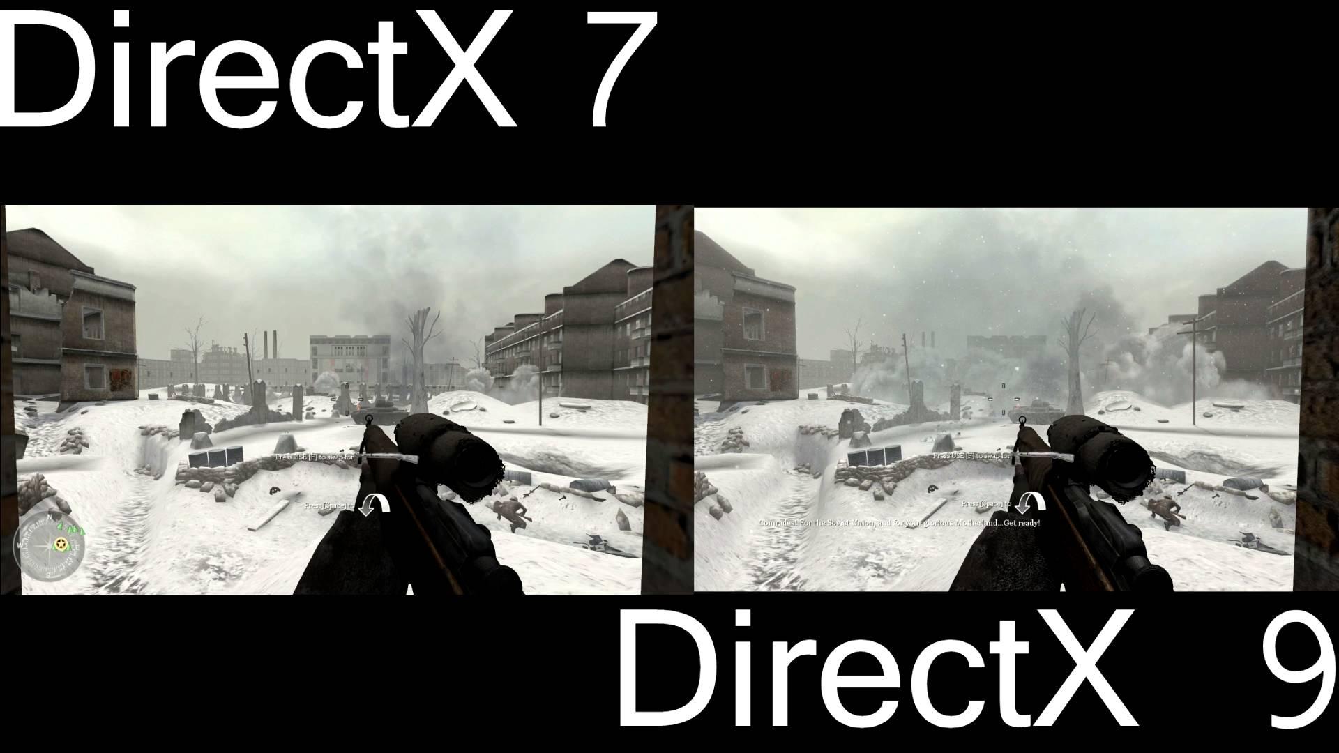Как устранить ошибку directx при запуске игры