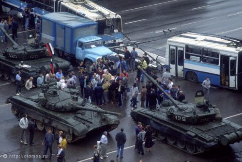 Три дня на гибель империи, или был ли путч? (к годовщине событий 19 августа 1991 года)