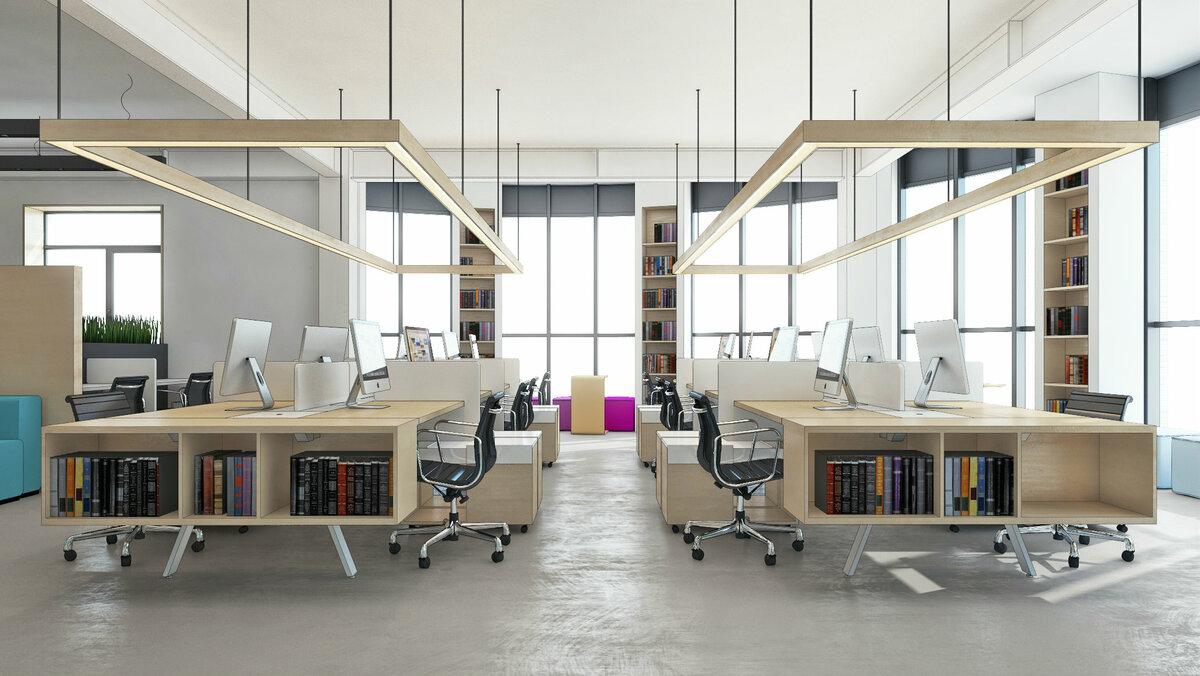Как эффективно работать в open-space офисе