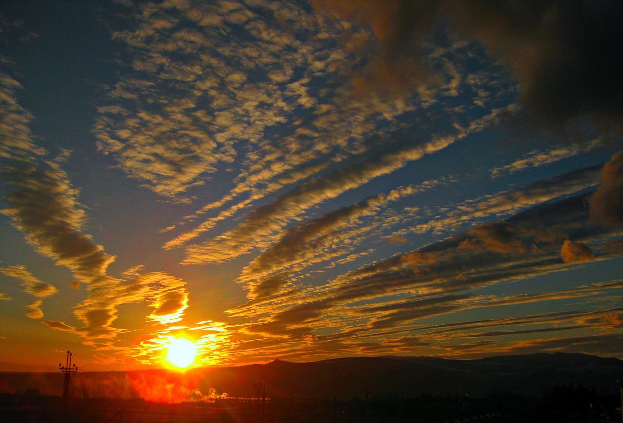 А вы любуетесь рассветами и закатами? причины, по которым небо меняет цвет во время этих явлений